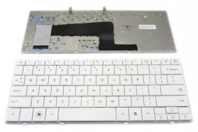 Keyboard HP Mini 110 series - White