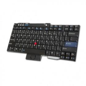 Keyboard IBM Lenovo ThinkPad X60 X60s X61 X61s with Stick Pointer - Black