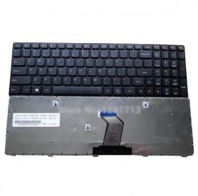Keyboard Lenovo G400 G405 G500 G505 Black Frame - Black