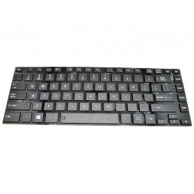 Keyboard for Toshiba Satellite C800 C840 M800 - Black