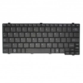 Keyboard for Toshiba Portege & Mini NB200 NB500 T110 T130 Netbook - Black