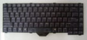 Keyboard Toshiba M18 M19 - Black