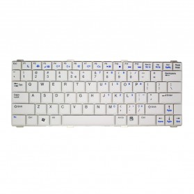 Keyboard for Dell Vostro 1200 - White