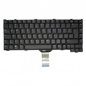 Keyboard Dell Inspiron 1200, 2200 , Latitude 110L - Black