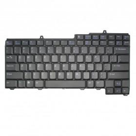 Keyboard Dell Inspiron 1300 , Latitude 120L - Black
