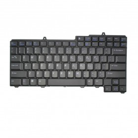 Keyboard Dell Inspiron 6000, 6000D, 9200, 9300. - Black