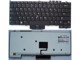 Keyboard Dell Latitude E4300 with Stick Pointer - Black
