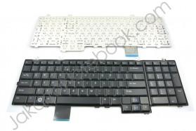 Keyboard Dell Studio 1735 1736 1737 US - Black