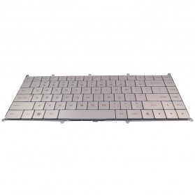 Keyboard Laptop Dell Adamo 13-A101 with Backlit - Silver