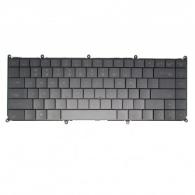 Keyboard Laptop Dell Adamo 13-A101 with Backlit - Black