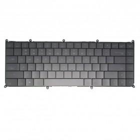 Keyboard Dell Adamo 13-A101 with Backlit - Black