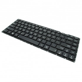 Keyboard for Asus X450 - Black