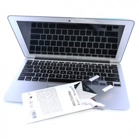 Trackpad Protective Film Sticker for Macbook Pro Retina 15/13 Inch - Transparent - 2