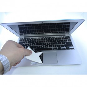 Trackpad Protective Film Sticker for Macbook Pro Retina 15/13 Inch - Transparent - 5