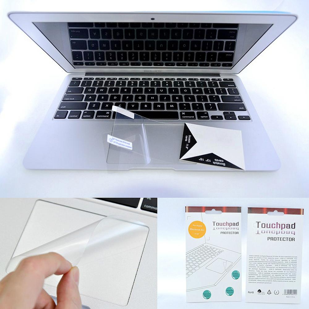 Trackpad Protective Film Sticker for Macbook Pro Retina 15/13 Inch - Transparent - 1