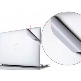 Cover Protective Film Sticker for Macbook Pro 2016 15 Inch Touch Bar - Silver - 2