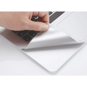 Cover Protective Film Sticker for Macbook Pro 2016 15 Inch Touch Bar - Silver - 4