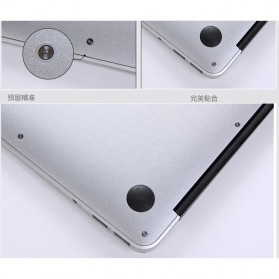 Cover Protective Film Sticker for Macbook Pro 2016 15 Inch Touch Bar - Silver - 5