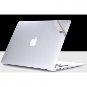 Cover Protective Film Sticker for Macbook Pro 2016 15 Inch Touch Bar - Silver - 8