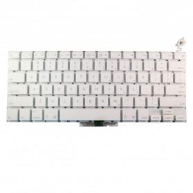 Keyboard Apple MacBook Processor Intel - White