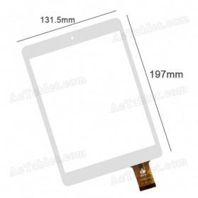 Touchscreen Panel Replacement for Ainol Novo 8 Advanced Mini