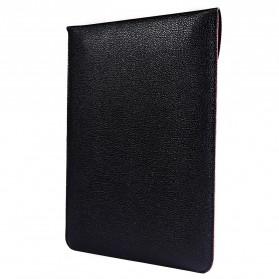 DOWSWIN Sleeve Case Kulit for MacBook Pro Touchbar 13 Inch - SY010 - Black - 3