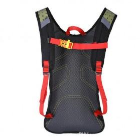 CLEVER BEES Tas Ransel Gunung Hiking Waterproof 35L - L50 - Black - 3