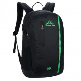 CLEVER BEES Tas Ransel Gunung Hiking Waterproof - L51 - Black