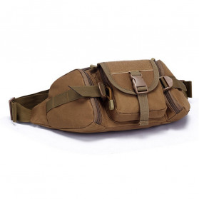 IMOK Tas Pinggang Pria Army Waist Bag Fanny Pack - BL016 - Camouflage - 3