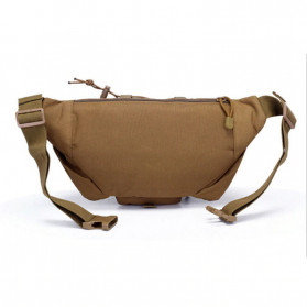IMOK Tas Pinggang Pria Army Waist Bag Fanny Pack - BL016 - Camouflage - 4