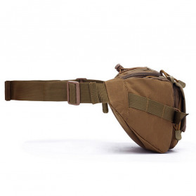 IMOK Tas Pinggang Pria Army Waist Bag Fanny Pack - BL016 - Camouflage - 5