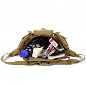 IMOK Tas Pinggang Pria Army Waist Bag Fanny Pack - BL016 - Camouflage - 6
