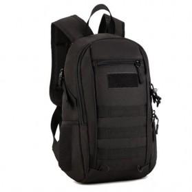 PROTPLUS Tas Ransel Backpack Military Tactical Waterproof 15L - S429 - Black