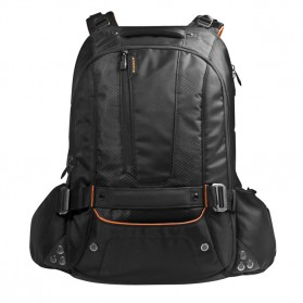 Everki EKP117NBKCT - Beacon Laptop Backpack with Gaming Console Sleeve - Black