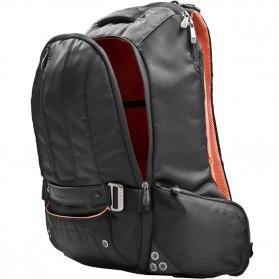 Everki EKP117NBKCT - Beacon Laptop Backpack with Gaming Console Sleeve - Black - 2