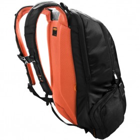 Everki EKP117NBKCT - Beacon Laptop Backpack with Gaming Console Sleeve - Black - 3