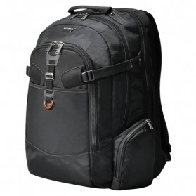Everki EKP120 Titan Laptop Backpack, fits up to 18.4-inch - Black