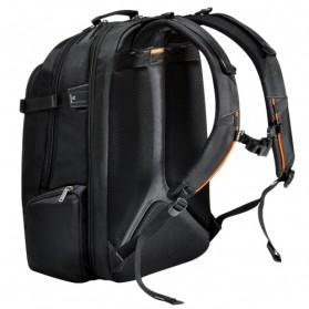 Everki EKP120 Titan Laptop Backpack, fits up to 18.4-inch - Black - 3