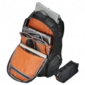 Everki EKP120 Titan Laptop Backpack, fits up to 18.4-inch - Black - 6