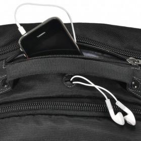 Everki EKP120 Titan Laptop Backpack, fits up to 18.4-inch - Black - 8