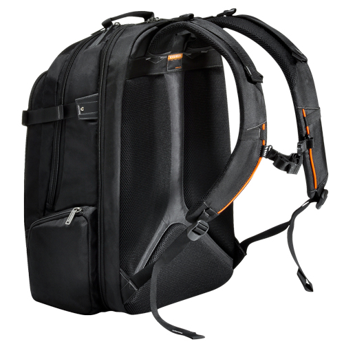 ... Everki EKP120 Titan Laptop Backpack, fits up to 18.4-inch - Black - 3 ...
