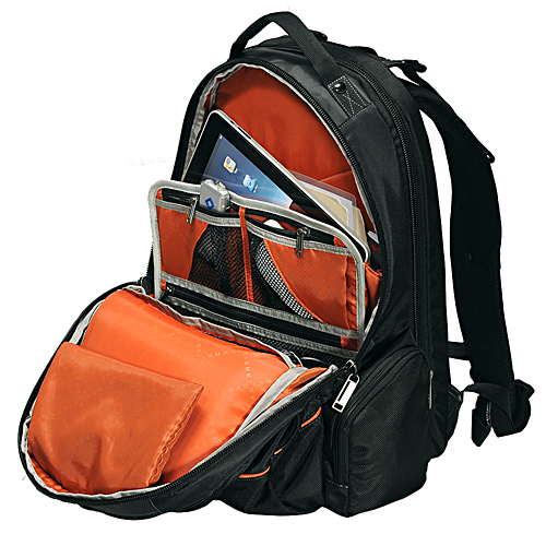 a286b639bdd ... Everki EKP119 Flight Checkpoint Friendly Backpack, fits up to 16-inch -  Black ...
