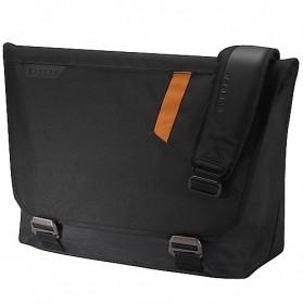 Everki EKS618 Track Laptop Messenger Bag, fits up to 15.6 - Black