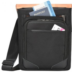 Everki Venue Premium iPad / Kindle / Tablet RFID Mini Messenger - EKS622 - Black - 5