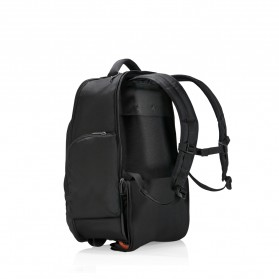 Everki Atlas Wheeled Laptop Backpack 13 Inch to 17.3 Inch Adaptable Compartment - EKP122 - Black - 3