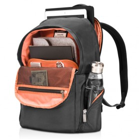 Everki EKP160 ContemPRO Commuter Laptop Backpack 15.6 Inch - Black - 4