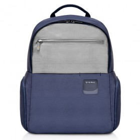 Everki EKP160 ContemPRO Commuter Laptop Backpack 15.6 Inch - Navy Blue