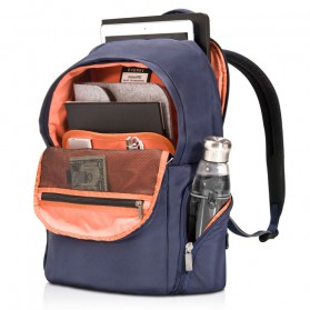 Everki EKP160 ContemPRO Commuter Laptop Backpack 15.6 Inch - Navy Blue - 4