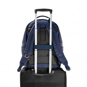 Everki EKP160 ContemPRO Commuter Laptop Backpack 15.6 Inch - Navy Blue - 7