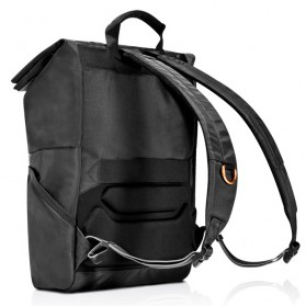 Everki EKP161 ContemPRO Roll Top Laptop Backpack 15.6 Inch - Black - 3